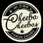 Cheeba Cheebas Premium Cannabis Circle Logo