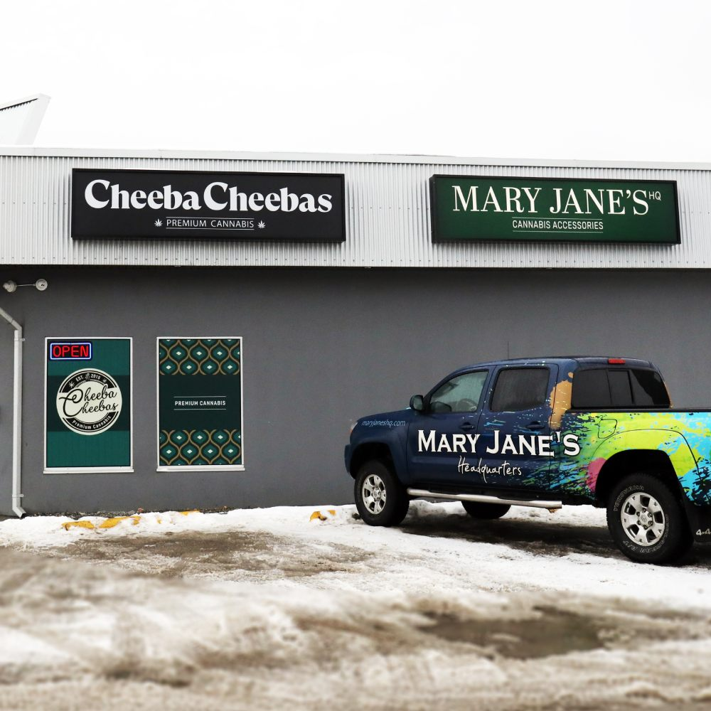 Cheebas & Mary Janes HQ - West Kelowna