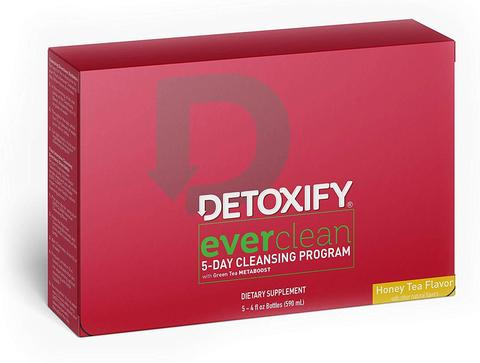 Detoxify Everclean Herbal 5 Day Cleansing Program